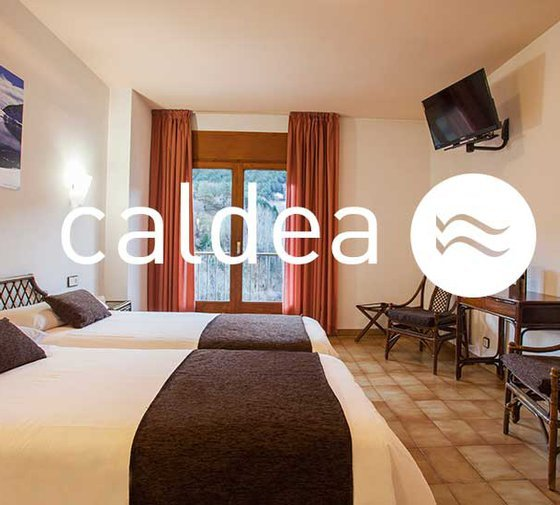 Introducing the Rooms Caldea, in the Marco Polo Hotel, mountain ...