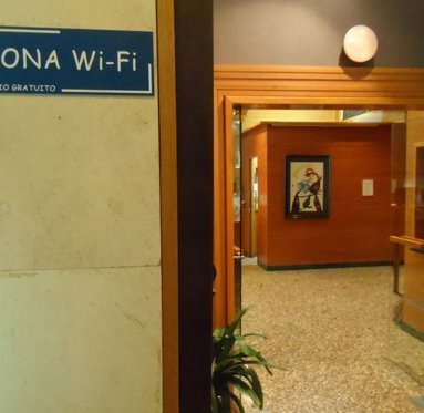Available Area Wi-fi in the hotel