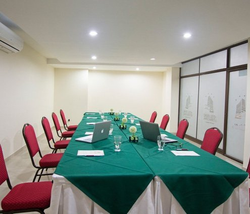 An ideal function room for work meetings, smaller social events ...