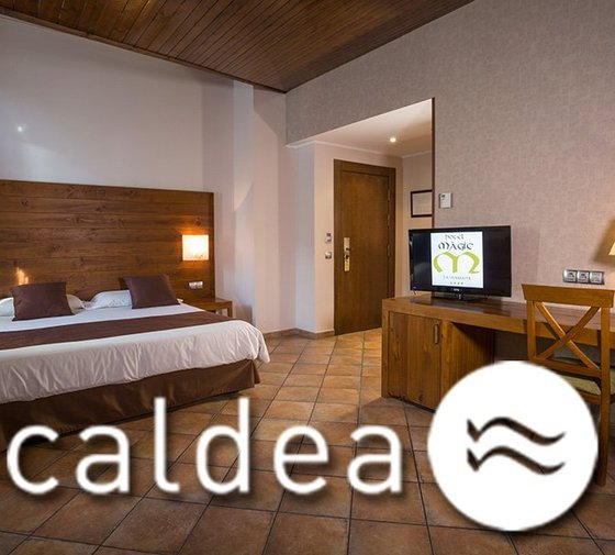 Discover the Rooms Caldea, in the Centre of la Massana ...