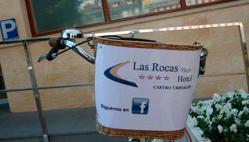 Discover Castro Urdiales riding a bicycle. Do not miss a ...