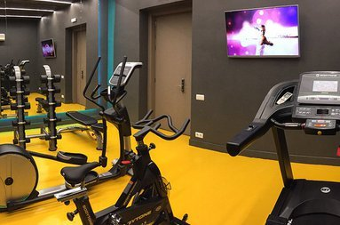 Gym free for our clients