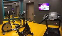 Stay fit at our facilities