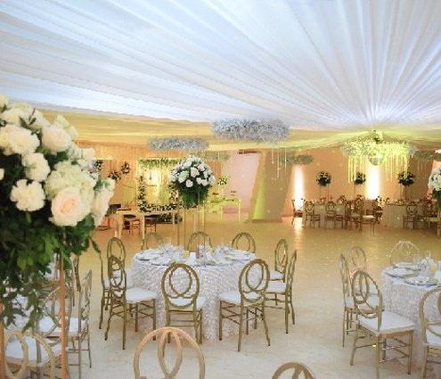 Ideal for larger events, since this is our largest room ...