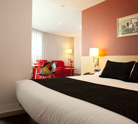 The Sercotel Luz Castellón Hotel has 2 Executive rooms deluxe ...