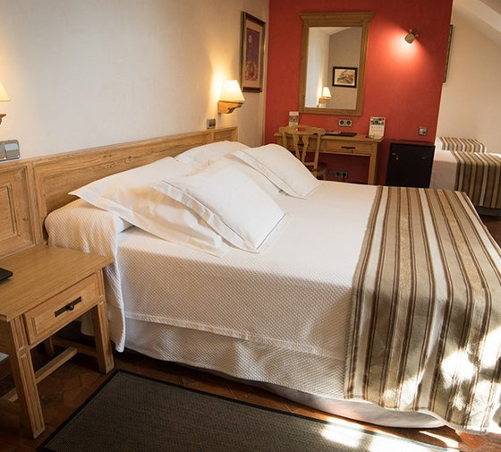 Our Sercotel Pintor el Greco Hotel also has rooms to ...
