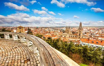 Hotel Corona de Castilla de Burgos offers up to 10 ...