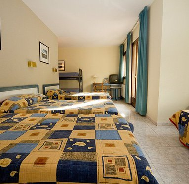 The Solana Hotel offers spacious rooms for group of friends ...