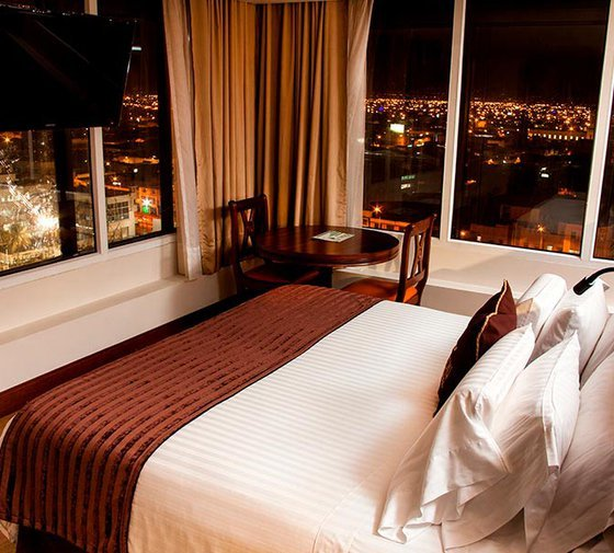 The Sercotel Torre de Cali Plaza Hotel features different new ...