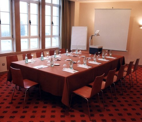 The Berlin is a function room at Gran Hotel Los ...
