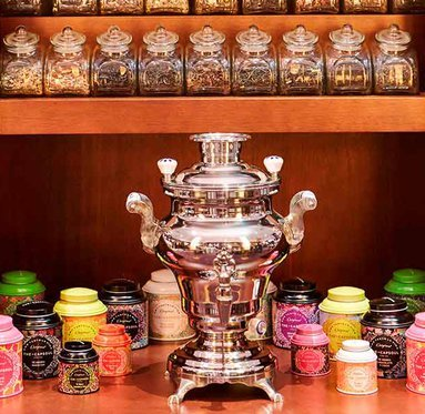 Different teas for every taste