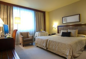 Sercotel Nuevo Madrid Hotel has standard double rooms available with ...