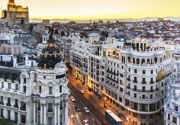 As of today, Madrid is the largest and most important ...