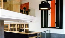 Urban concept and modern design in Barcelona Jazz Hotel
