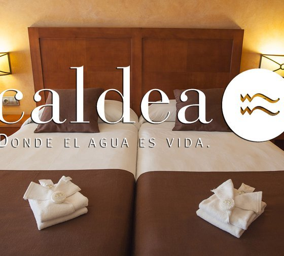 Introducing the rooms + Caldea, comfortable rooms, equipped with all the ...