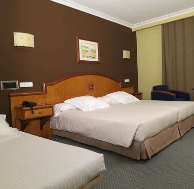 Comfortable rooms in our 4 star hotel