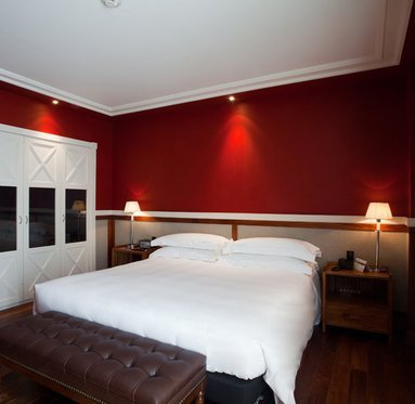 Our hotel offers luxury accommodation
