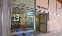 Visit Huesca and stay in the Apartahotel Suites Huesca