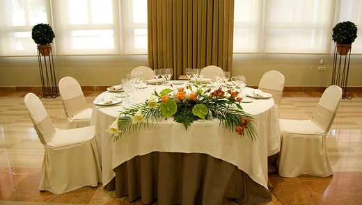 Book now the best wedding venues in Sercotel Felipe IV ...