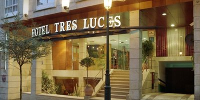 Hotel Tres Luces charm and comfort