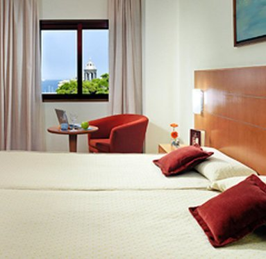 Spacious and comfortable rooms for a pleasant stay