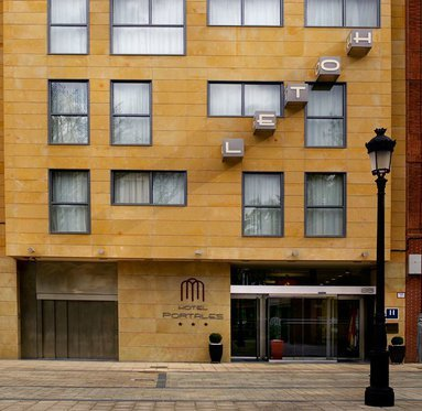 Sercotel Portales Hotel is a 4 star in Logroño centre